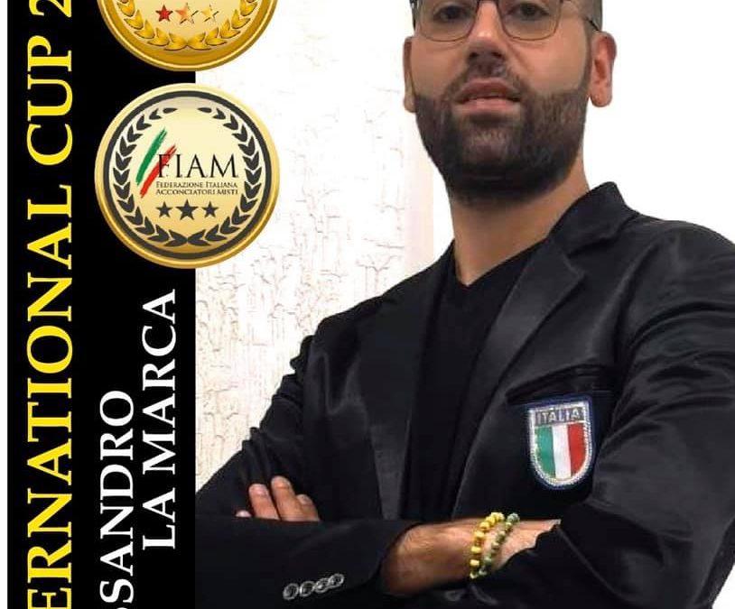 Alessandro La Marca F.I.A.M Italy Vice campione Sofia
