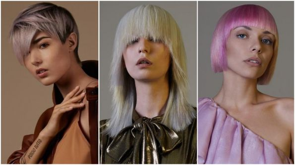 Rudy Mostarda's New Horizons hair collection